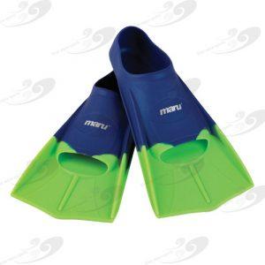 maru® Kurzfins Neon Green/Navy