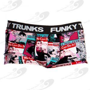 Funky Trunks® Uncle Sammy Underwear Trunk 1