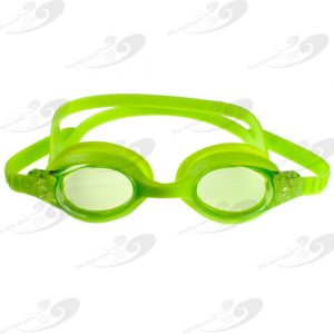 blue-aqua-sports Goggle Junior Green