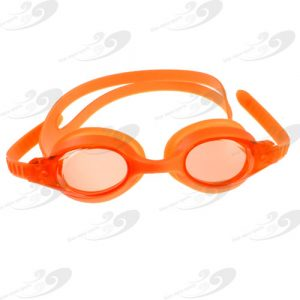 blue-aqua-sports Goggle Junior Orange