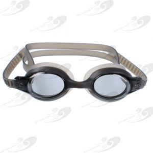 blue-aqua-sports Goggle Junior Smoke