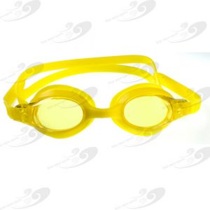 blue-aqua-sports Goggle Junior Yellow