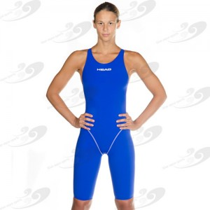 HEAD® Liquid Power Racing Knee Light Blue