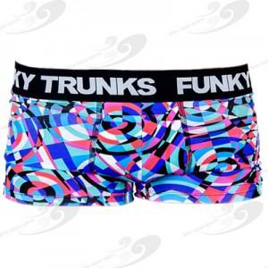 Funky Trunks® Video Star Underwear Trunk