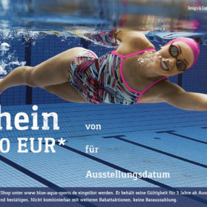 Gutschein Fusion 100 EUR