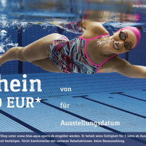 Gutschein Fusion 40 EUR