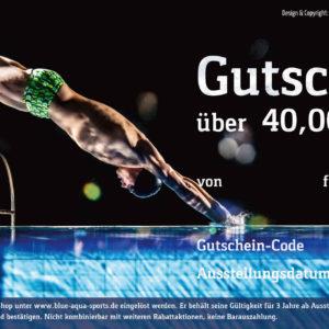 Gutschein Green Gateway 40 EUR