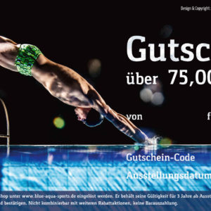 Gutschein Green Gateway 75 EUR