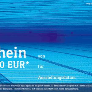 Gutschein Pool 100 EUR