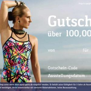 Gutschein Prismatic 100 EUR