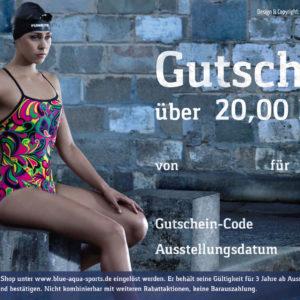 Gutschein Woodstock 20 EUR