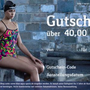 Gutschein Woodstock 40 EUR