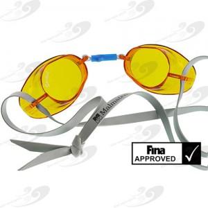 Malmsten Schwedenbrille Standard Amber