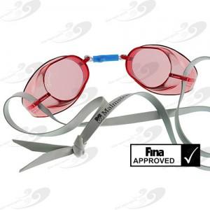 Malmsten Schwedenbrille Standard Rot