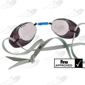 Malmsten Standard Schwedenbrille – Metallic Silver