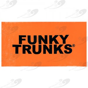 Funky Trunks® Handtuch Citrus Punch