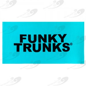Funky Trunks® Handtuch Still Lagoon
