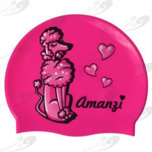 AMANZI® Puppy Love Badekappe