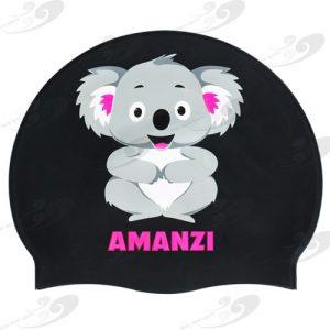 AMANZI® Down Under Badekappe