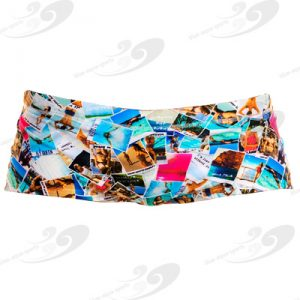Funky Trunks® Pic Mix Plain Front Trunk 1