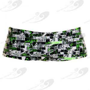 Funky Trunks® Streetscape Classic Trunk 1