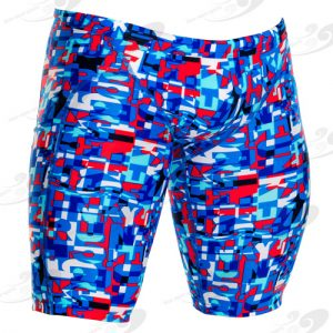Funky Trunks® Trunk Team Jammer 1