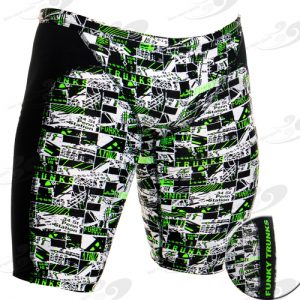 Funky Trunks® Streetscape Jammer 1