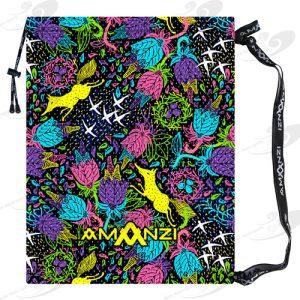 AMANZI® Wild Aster Mesh Bag