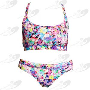 Funkita® Garden Party Sportbikini 1