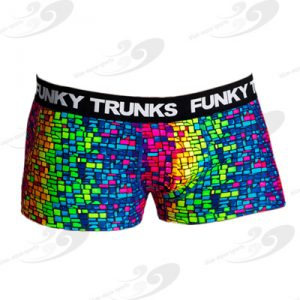 Funky Trunks® Mosaic Magic Underwear Trunk 1