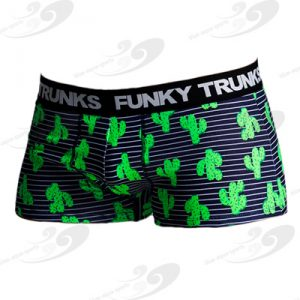 Funky Trunks® Prickly Pete Underwear Trunk 1