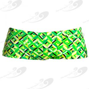 Funky Trunks® Radioactive Classic Trunk 1