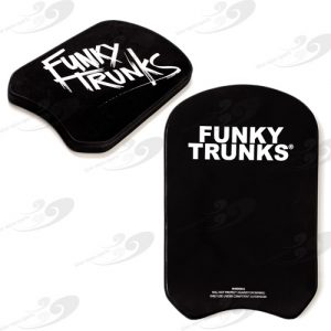 Funky Trunks® Kickboard Still Black