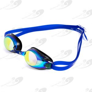 Funky Trunks® Stealth Machine Speed Racer Goggle Mirrored 1