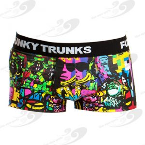 Funky Trunks® Here's Johnny Boys Underwear Trunk 1