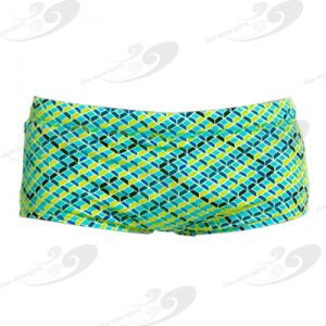 Funky Trunks® Celsius Boys Printed Trunk 1