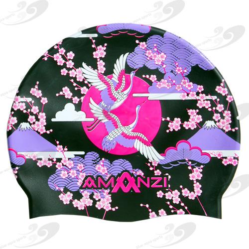 AMANZI® Kyoto Badekappe