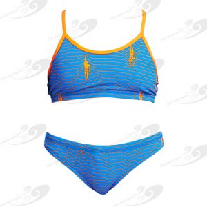 Funkita® Ocean Swim Girls Sportbikini 1
