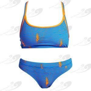 Funkita® Ocean Swim Sportbikini 1