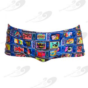 Funky Trunks® Square Eyes Funky Classic Trunk 1