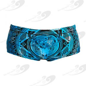 Funky Trunks® Holy Cow Boys Printed Trunk 1