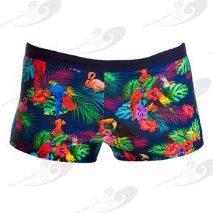 Funky Trunks® Tropic Team Square Trunk 1