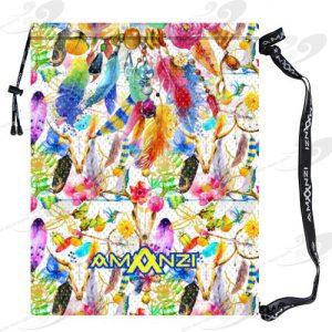 AMANZI® Bohemian Dreams Mesh Bag 1
