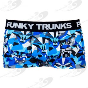 Funky Trunks® Predator Storm Boys Underwear Trunk 1