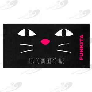 Funkita® Meow Handtuch