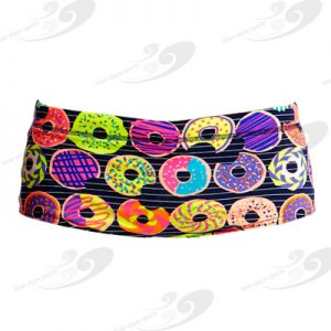 Funky Trunks® Dunkin Donuts Boys Printed Trunk 1