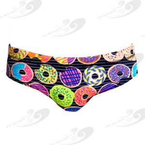 Funky Trunks® Dunkin Donuts Brief 1