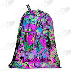 AMANZI® What A Hoot Mesh Bag