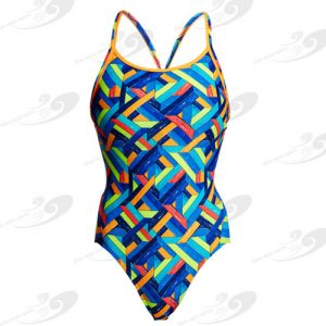 Funkita® Boarded Up Diamond Back 1