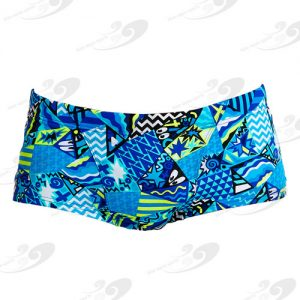 Funky Trunks® Rock Steady Classic Trunk 1